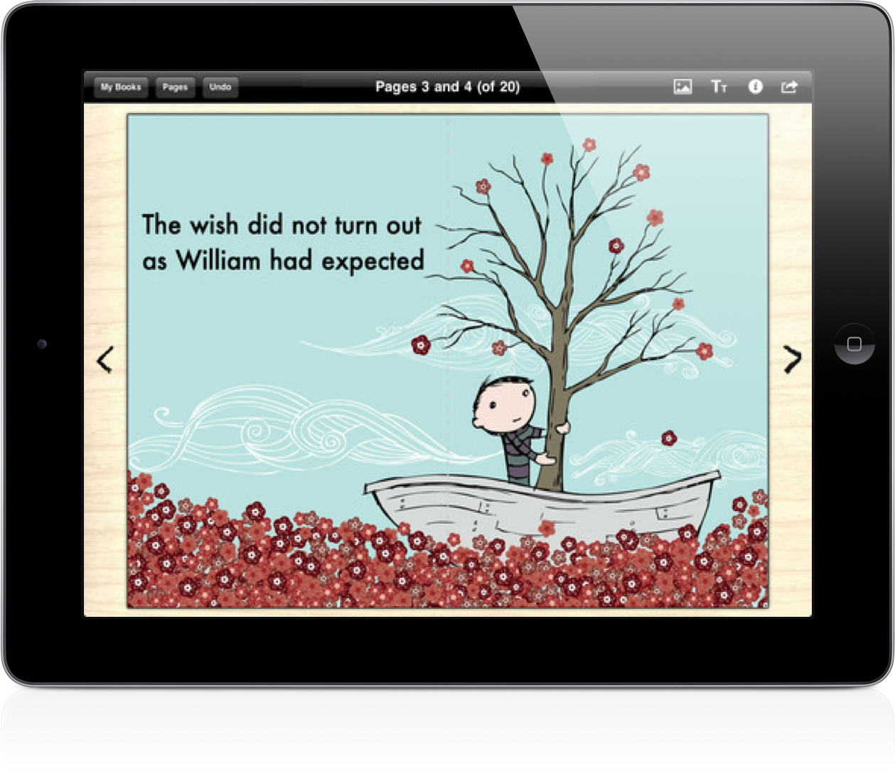 Book Creator per iPad