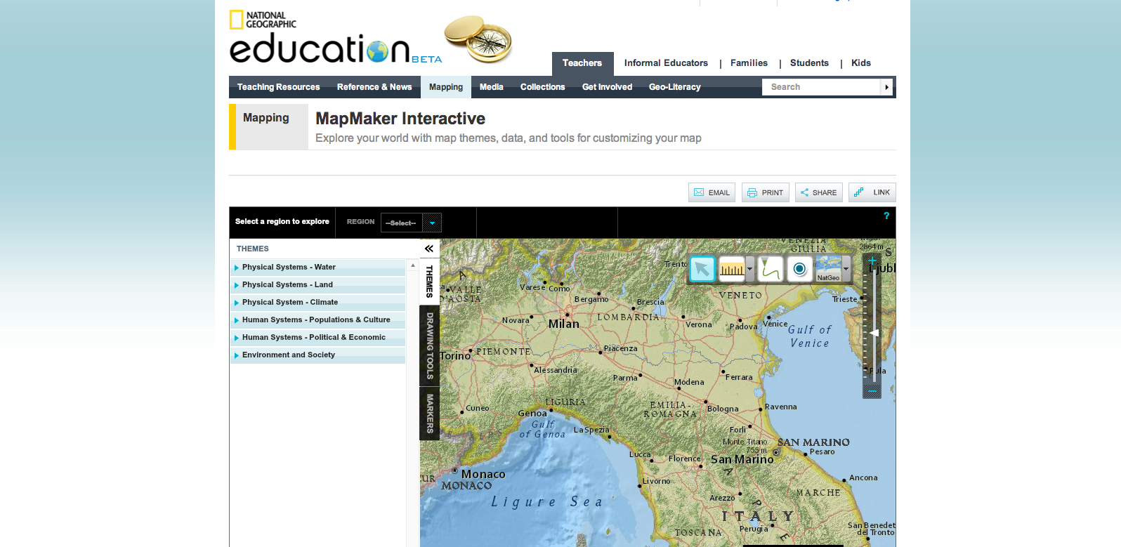 MapMarker Interactive