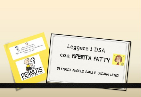 Leggere i DSA con Piperita Patty